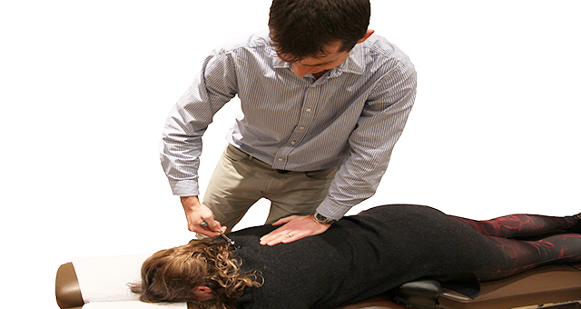 Chiropractor in Hayle, Cornwall