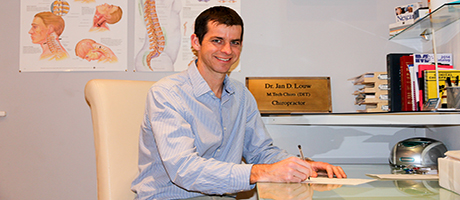 Chiropractic Treatment Cornwall